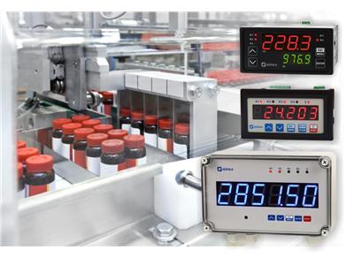 Hình 1 Ví dụ về các thiết bị trong thiết bị dây chuyền sản xuất, từ trên xuống: PUR-94D; SPI-94; SLIK-638