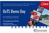OxTS Demo Day