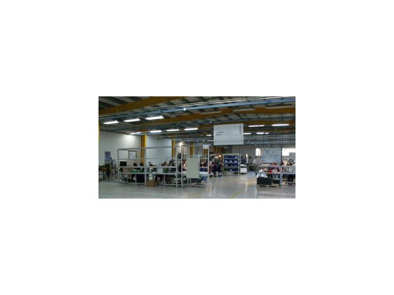 Saia Burgess Otworzyła Fabrykę W Dąbrowie Górniczej